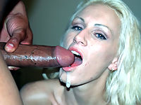 Nicole really gets stuffed and loaded with tons of hot cum! No hole is truly safe