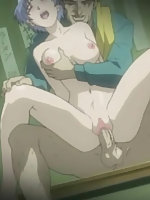 Tied chicks with lifted up butts rammed in nasty anime