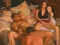 Lustful bisexuals masturbating craving for satisfaction